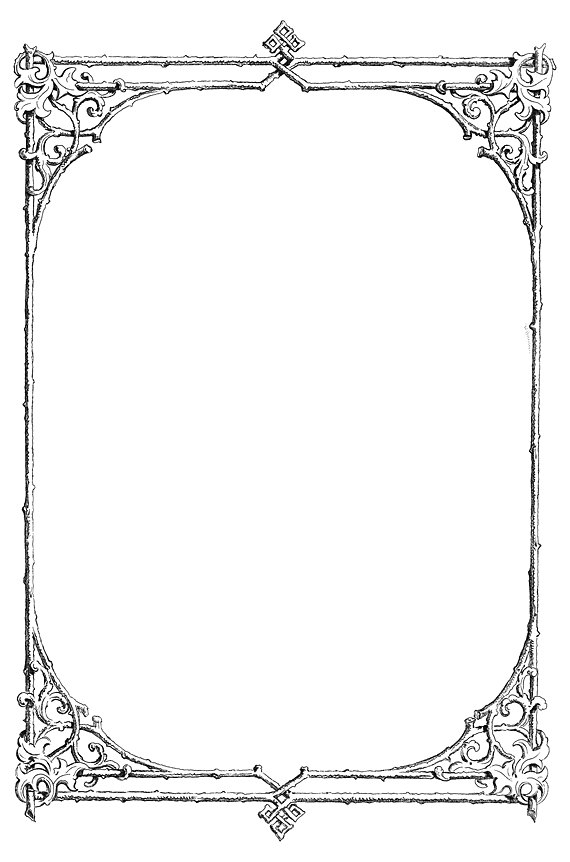 Cool Page Borders Cliparts Co