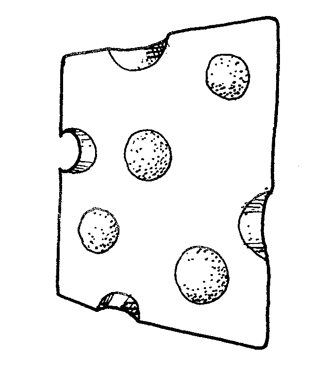 swiss cheese picture clipartsco