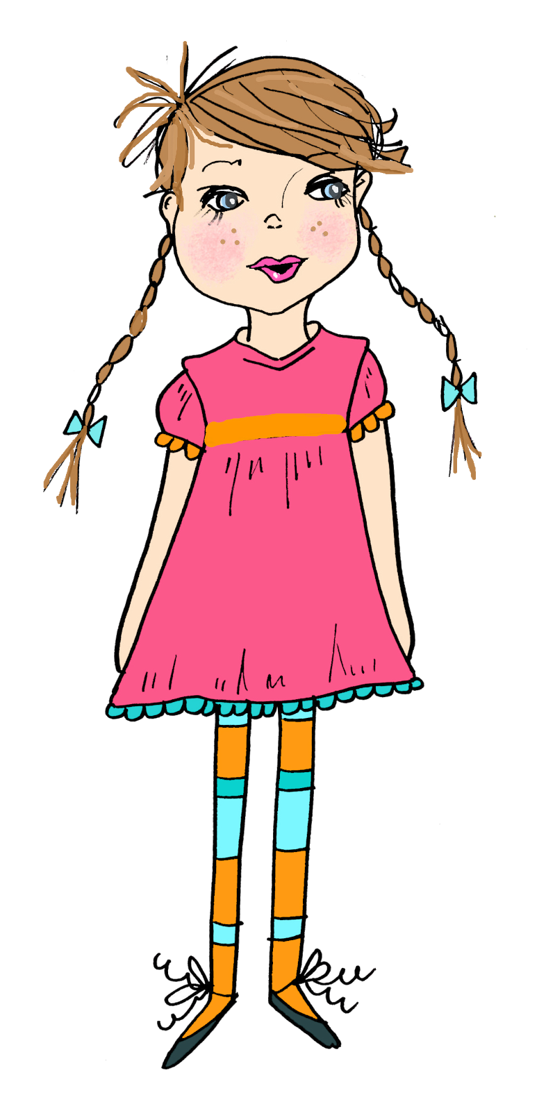 clipart girl images - photo #25