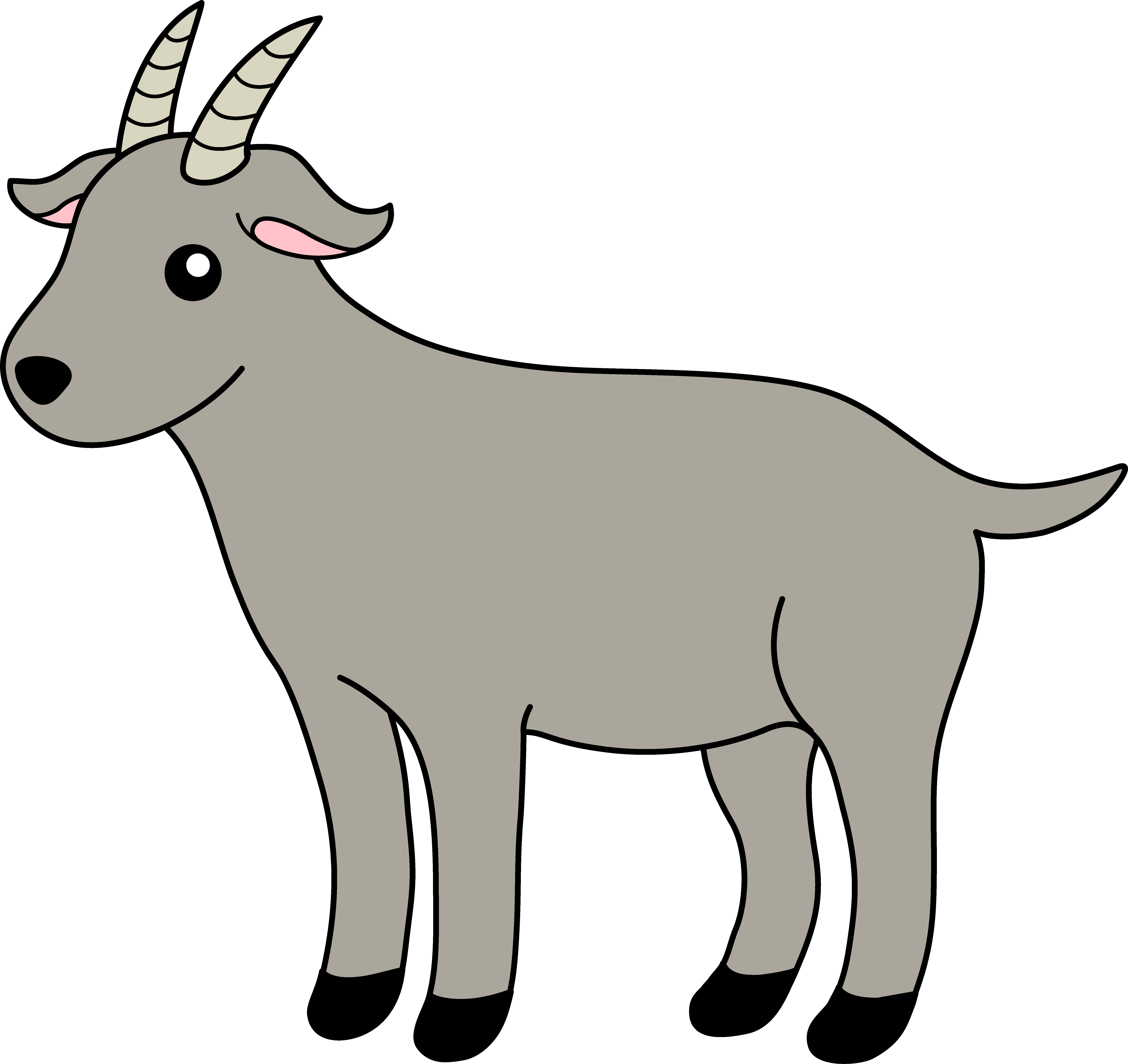 Billy Goat Clipart | Clipart Panda - Free Clipart Images