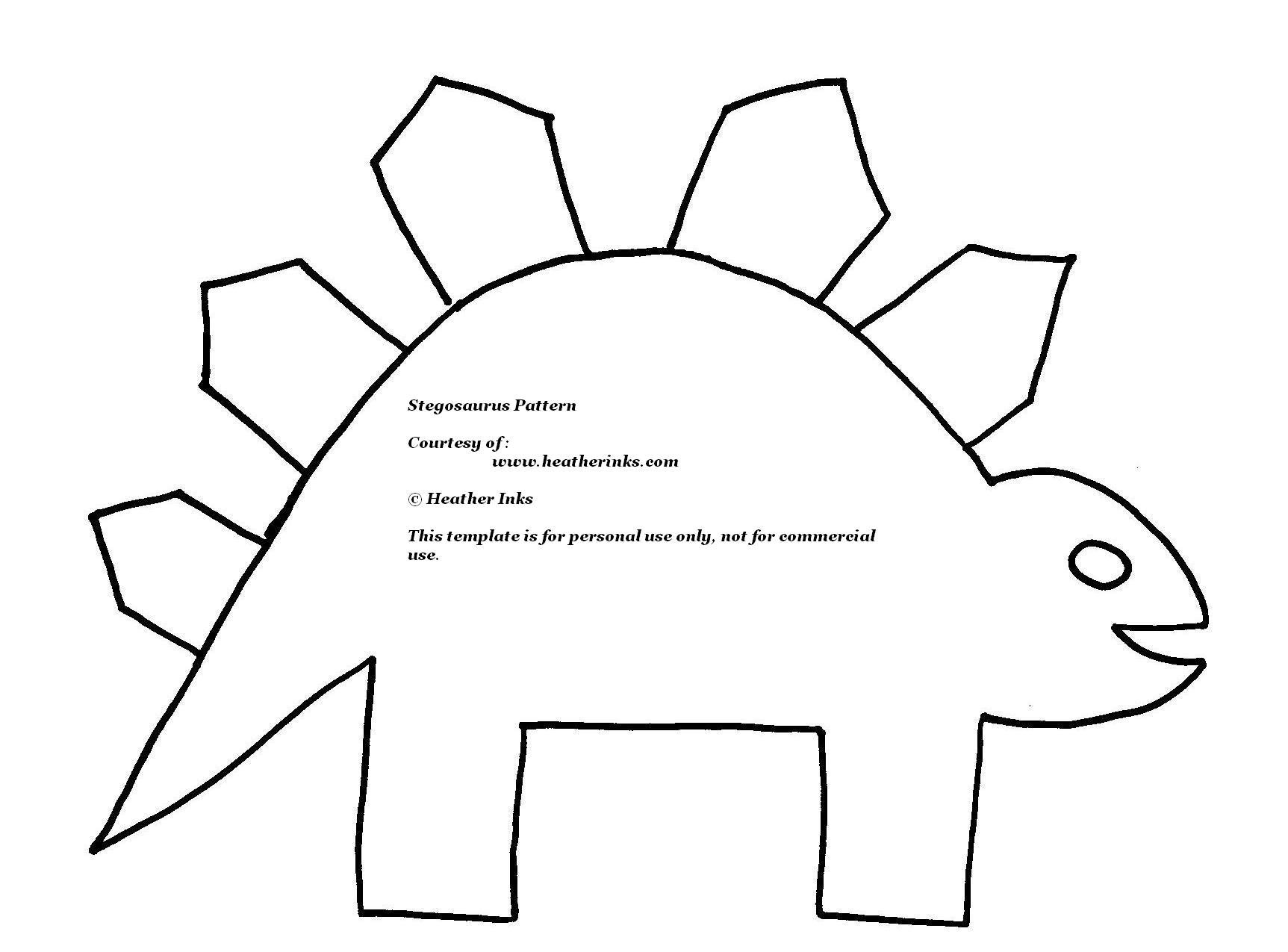 76 images of Stegosaurus Outline . You can use these free cliparts for ...