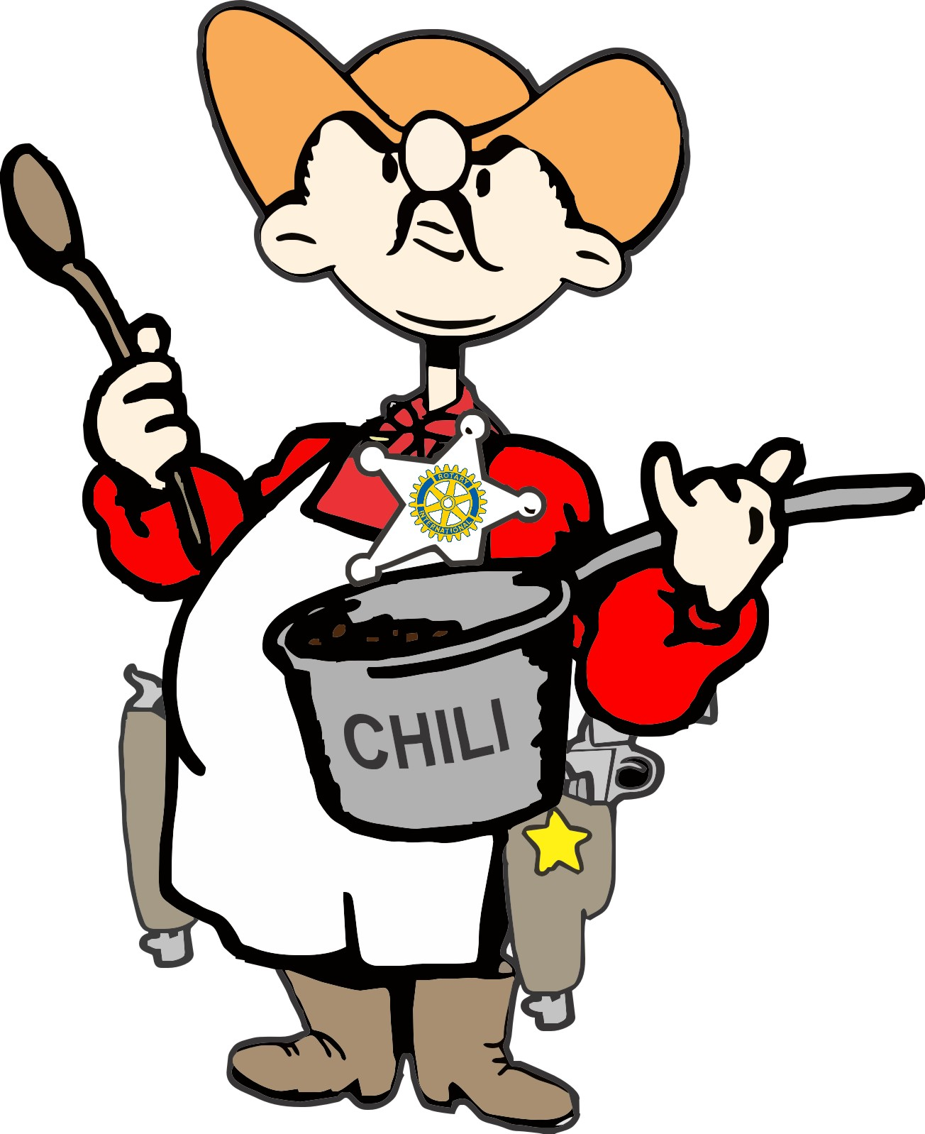 Chili cook off clipart clipartsco for Free chili cook off clipart