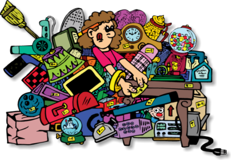 Garage Sale Clip Art - Cliparts.co