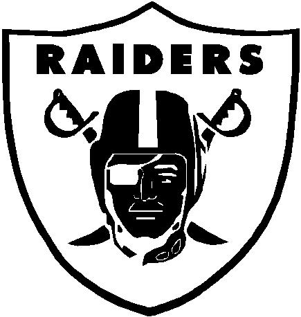 raiders coloring pages - nfl raiders coloring pages printable nfl best free