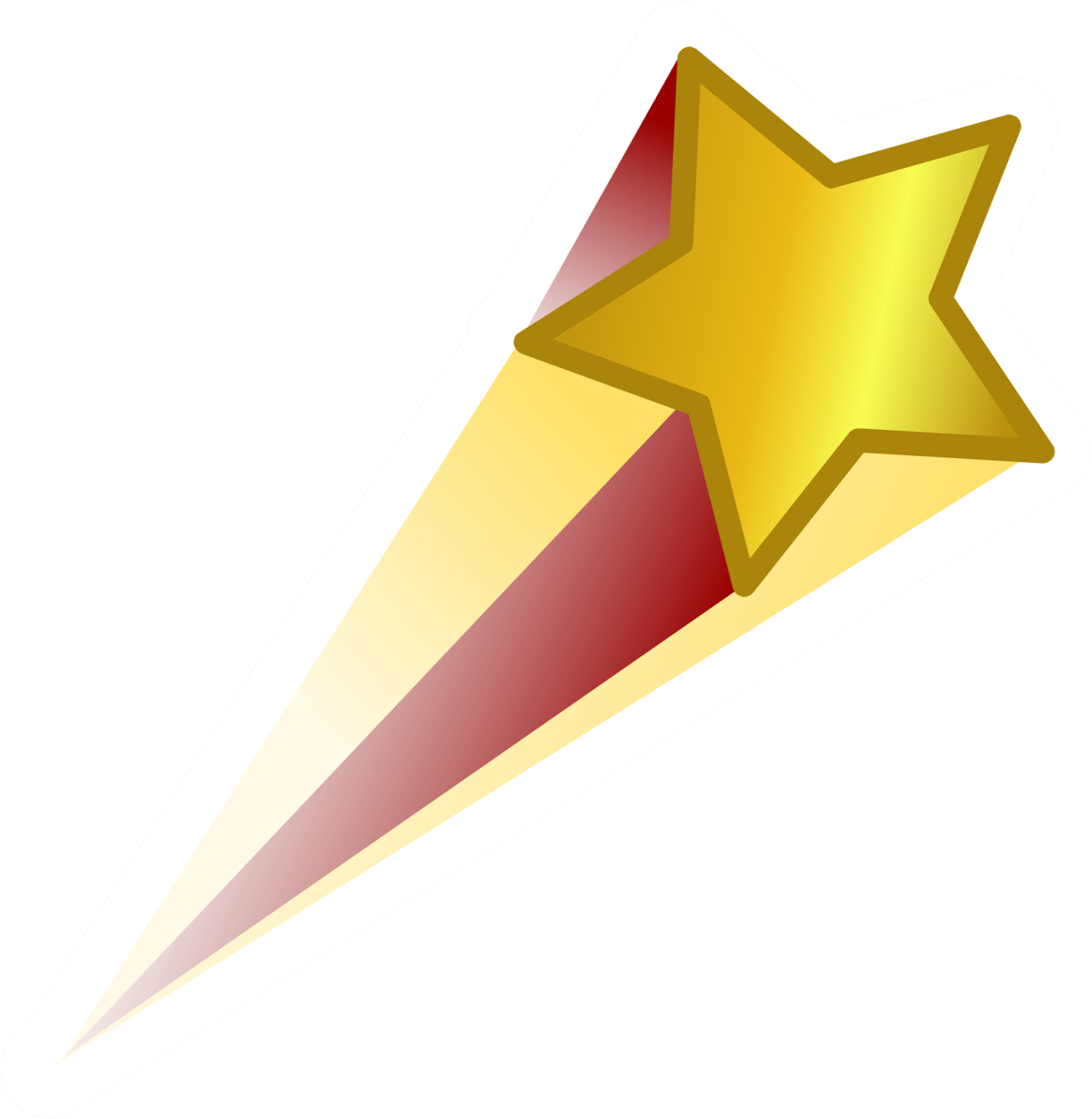 Shooting Star Pin - Club Penguin Wiki - The free, editable ...
