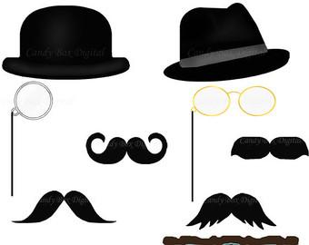 Mustache Clip Art Free Download - Cliparts co