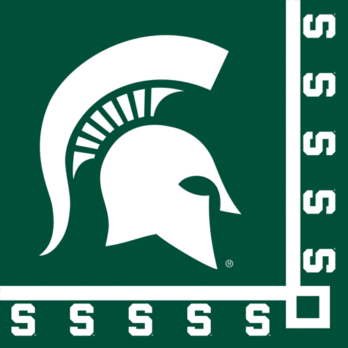 Michigan State Spartans Party Supplies & Decorations | My Paper ...