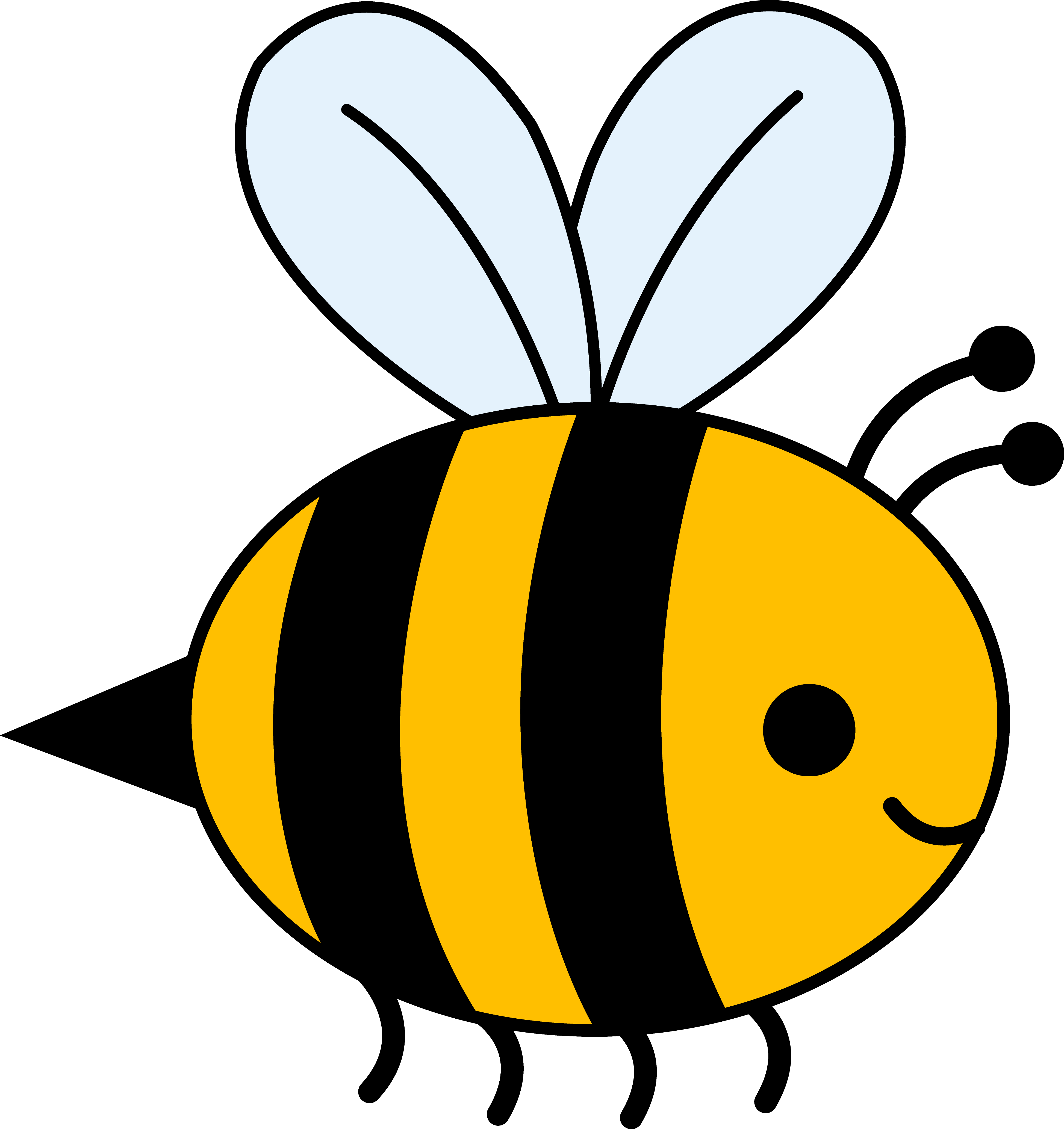 Free Clip Art Bumble Bee - Cliparts.co