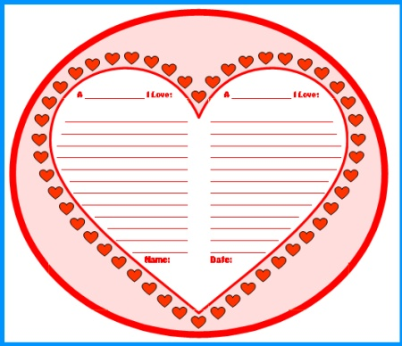 How To Write A Letter For Valentine Day