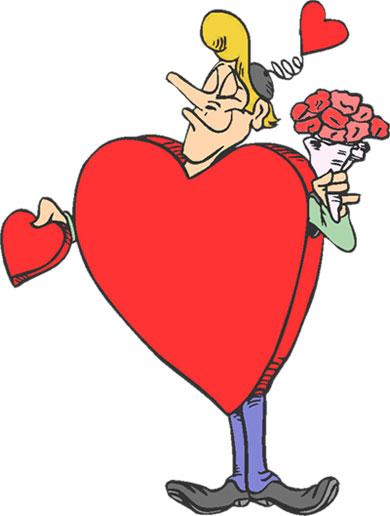 valentine clip art funny - photo #10