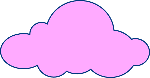 Clipart Cloud Outline - ClipArt Best