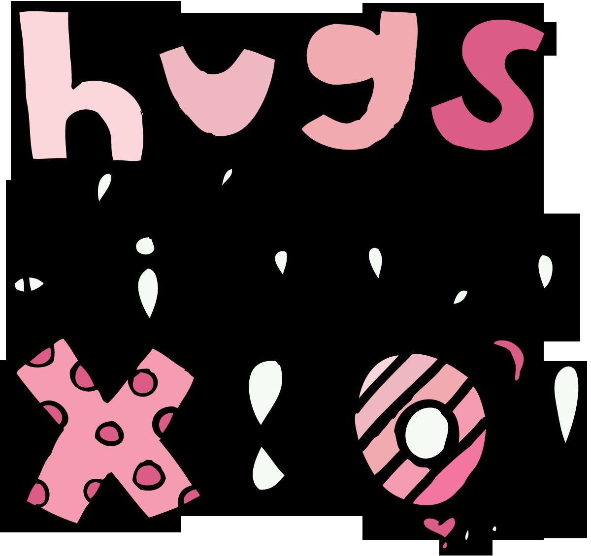 Hugs And Kisses Clip Art - Cliparts.co