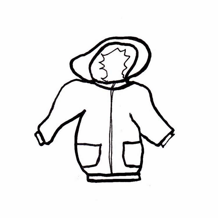 clipart of a jacket - photo #44