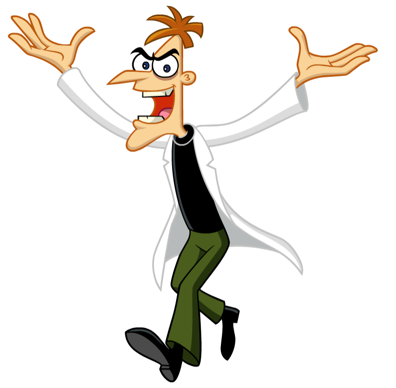 Image - Mission Marvel - Dr. Doofenshmirtz.png - Phineas and Ferb ...