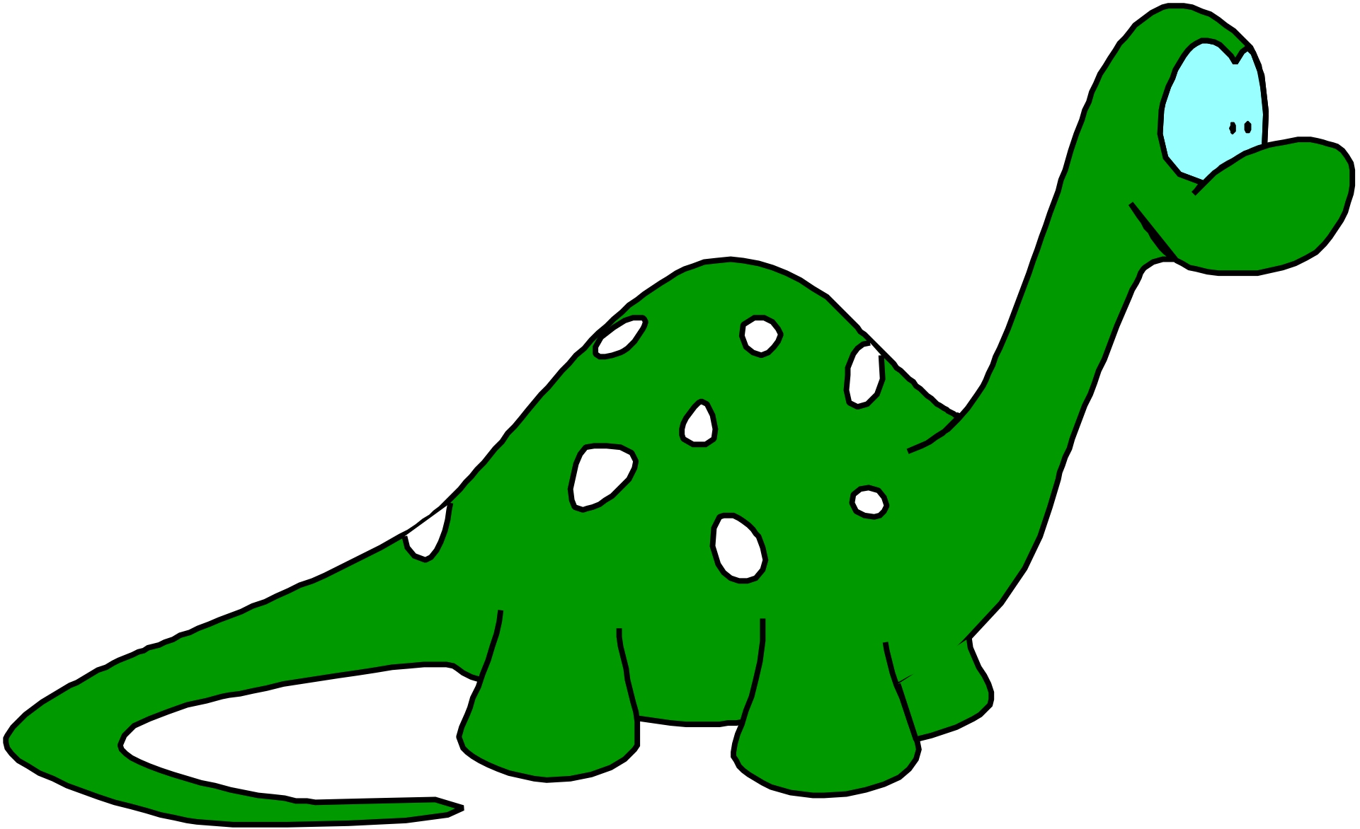 Dinosaur Cartoon Pictures