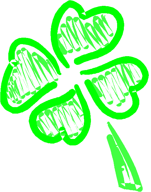free animated clip art good luck - photo #18