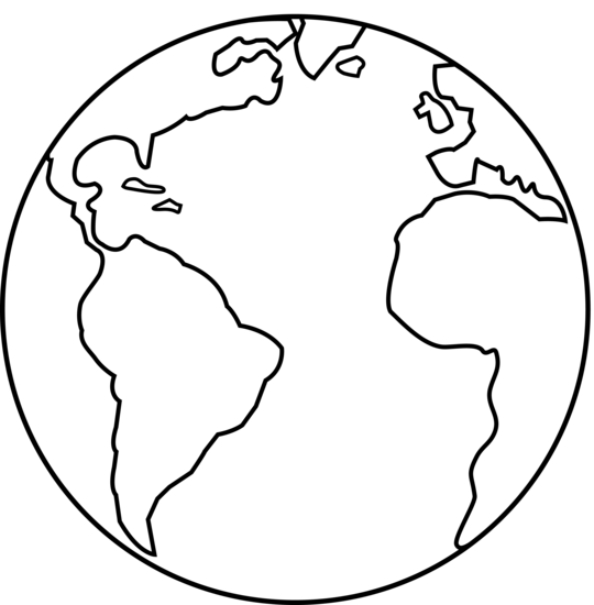 Clipart Earth - Cliparts.co