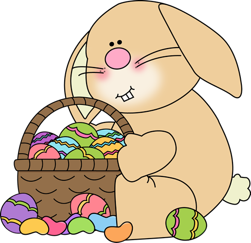 Free Clipart Easter Bunny