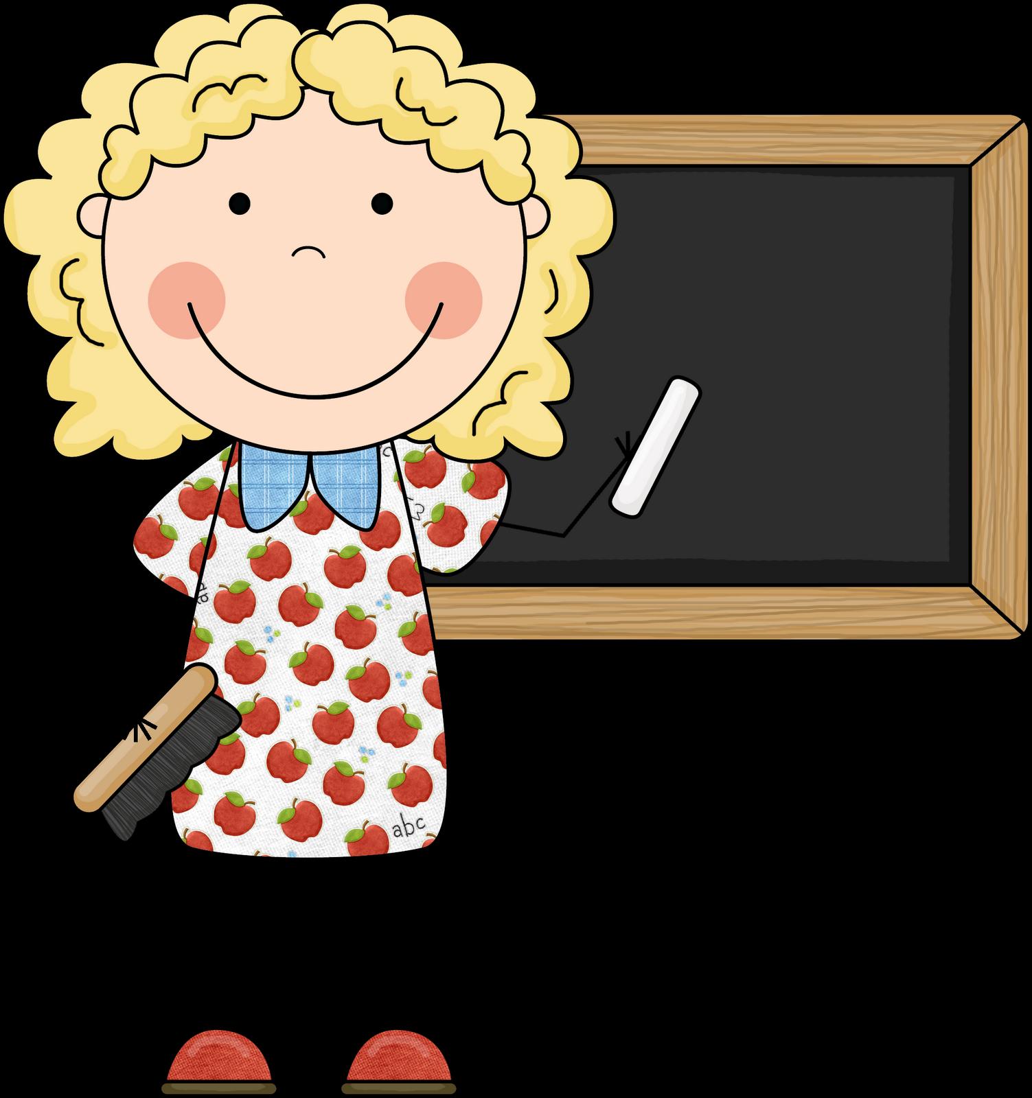 Kindergarten Teacher Clip Art | Clipart Panda - Free Clipart Images