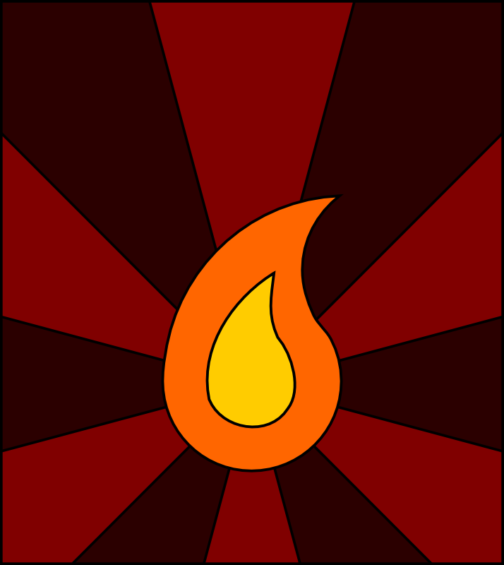 Fire Flames Clip Art - Cliparts.co