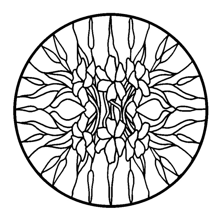 free clipart stained glass window - photo #39