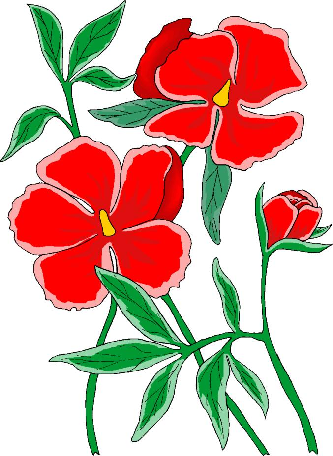 Easter Flowers Clip Art - Cliparts.co