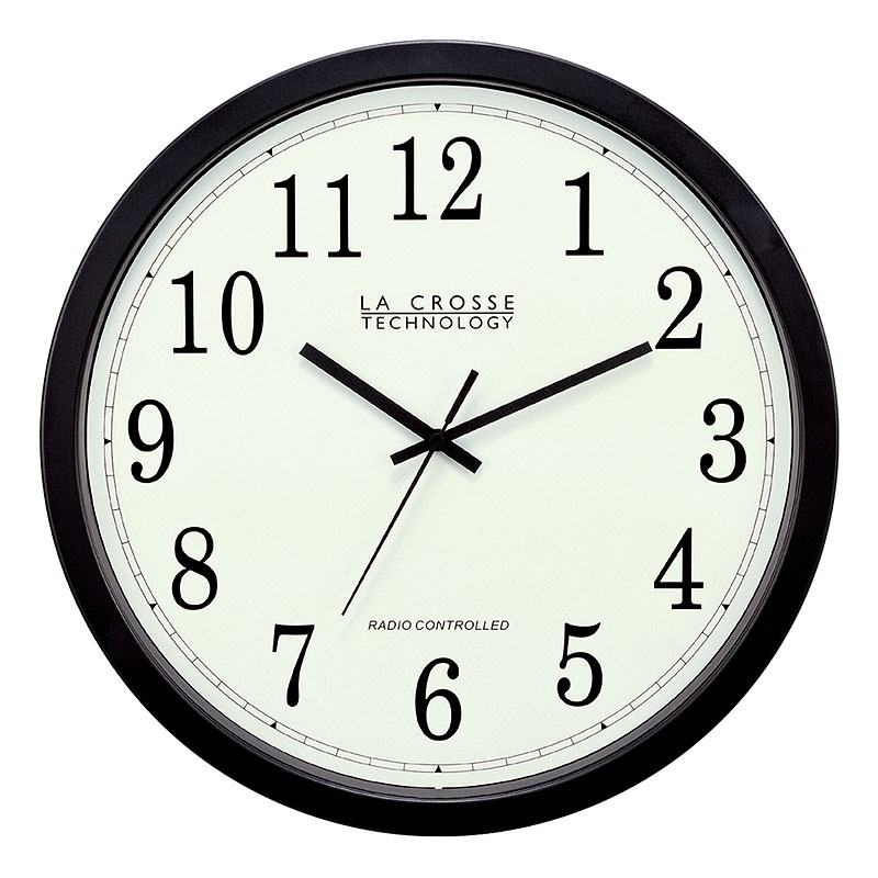 analog clock without hands