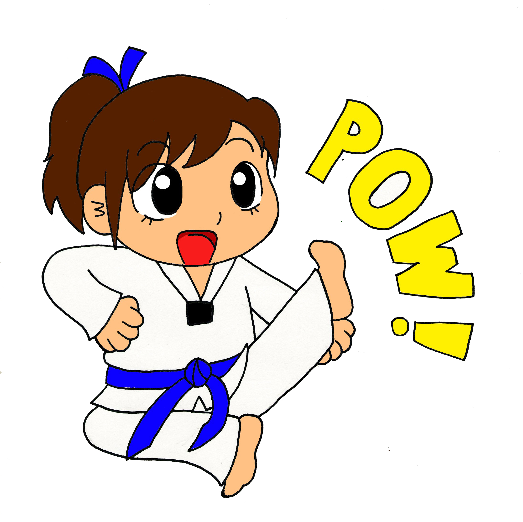 Tae Kwon Do Clipart - ClipArt Best