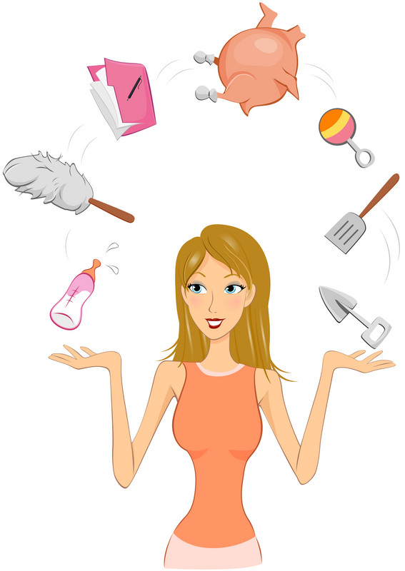 Super Mom Clipart - Cliparts.co