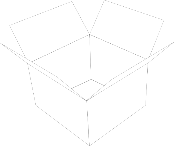 White Package Clip Art Vector Clip Art Online Royalty