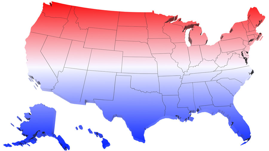 Clip Art United States Map - Cliparts.co