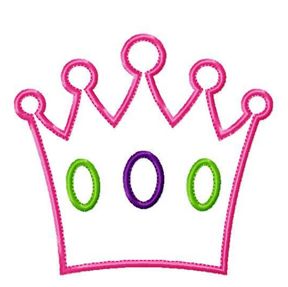 Cartoon Princess Tiara - Cliparts.co