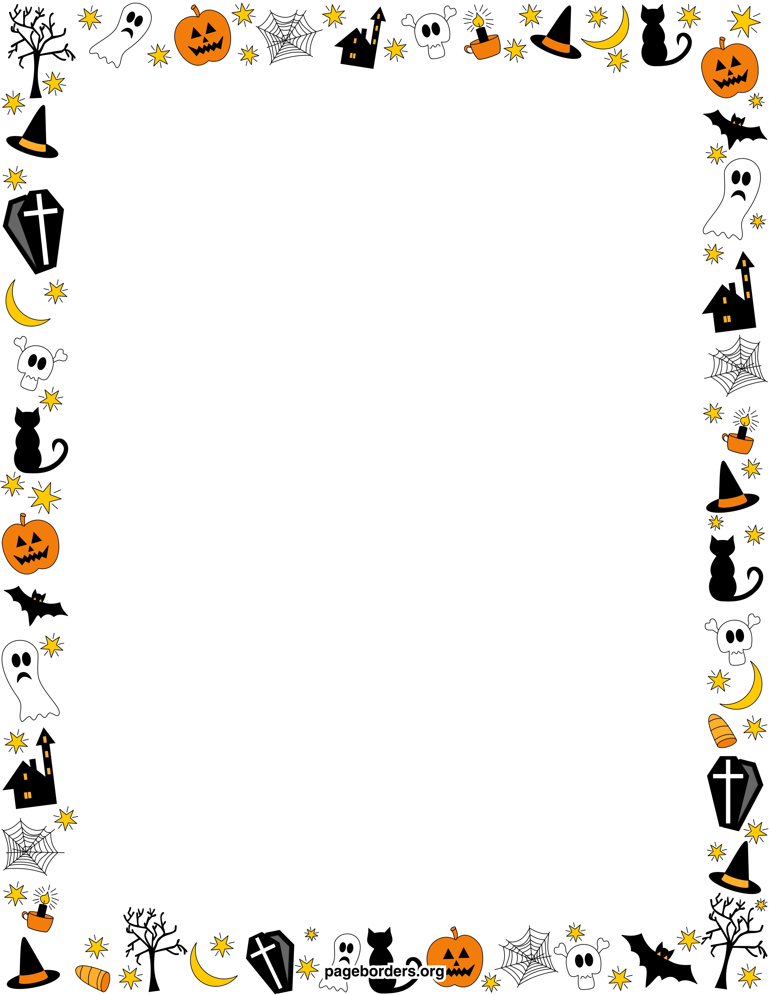free clip art page frames - photo #16