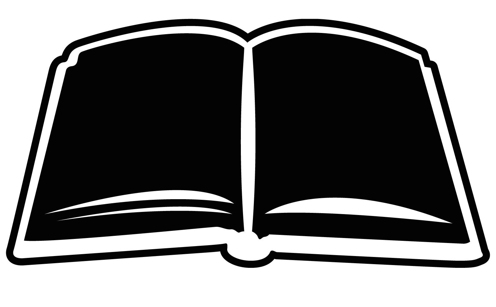 Picture Of A Open Book - ClipArt Best