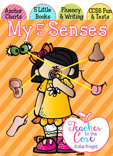 5 Senses Clipart - Cliparts.co