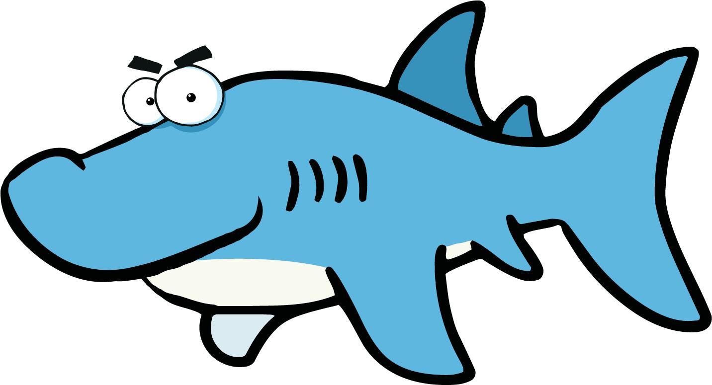 free animated shark clipart - photo #29
