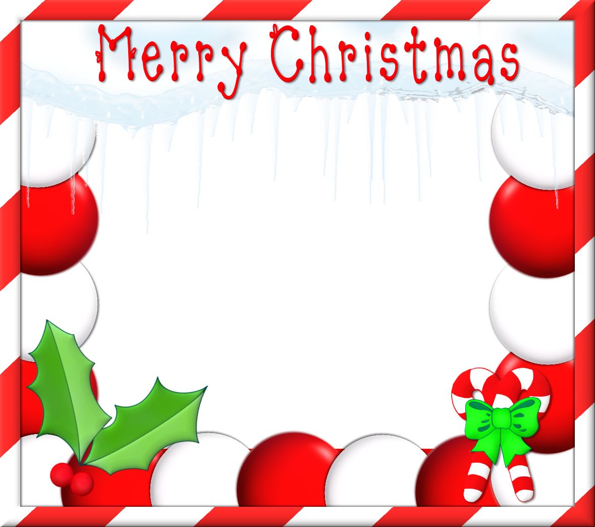 Christmas Free Clip Art Borders - Cliparts.co