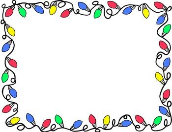 Winter Border Clip Art - Cliparts.co