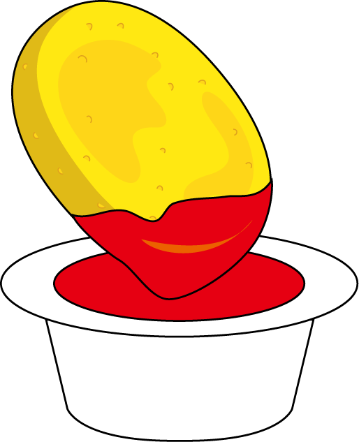 clipart of chicken nuggets - photo #2
