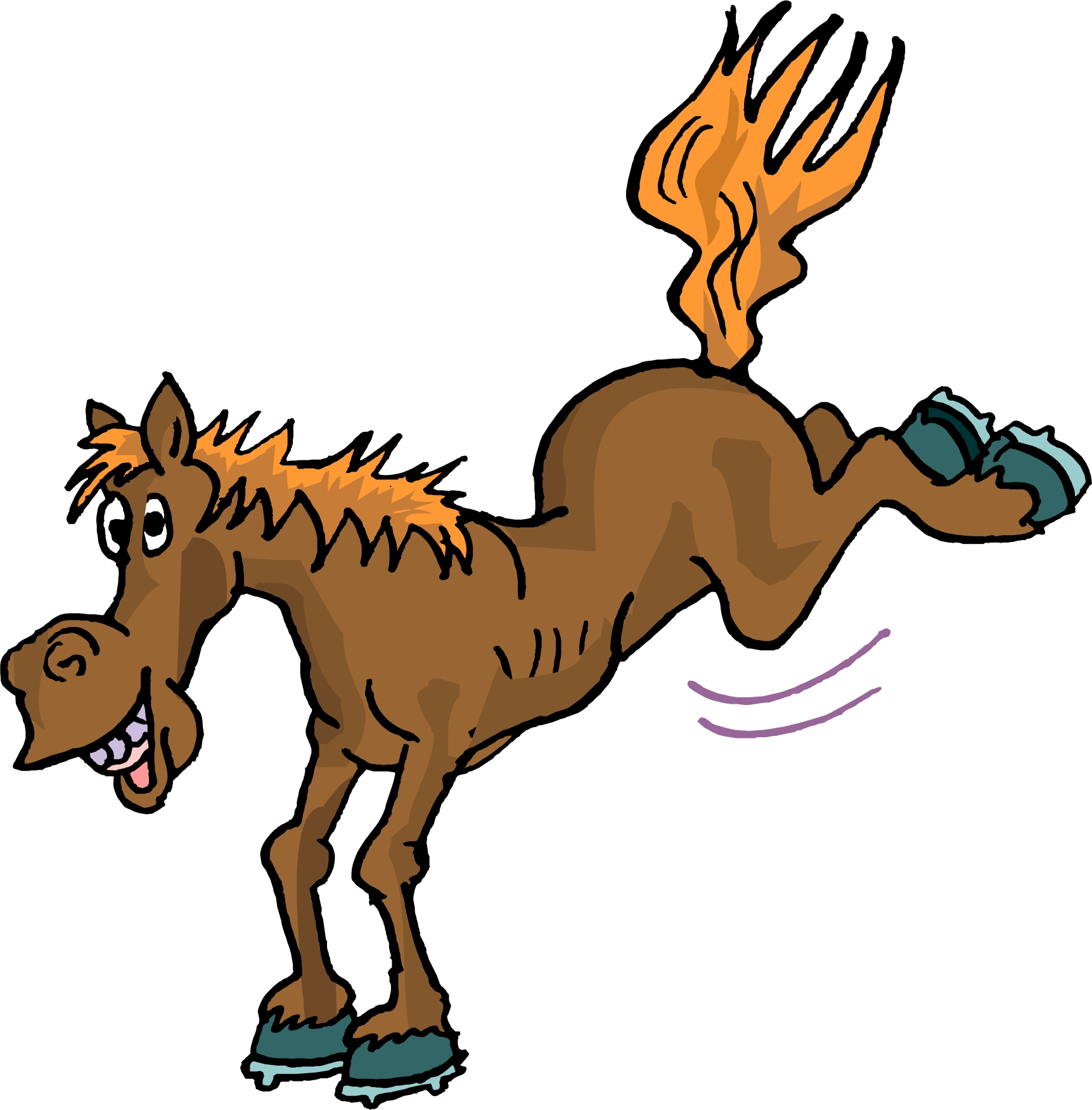 Horse Cartoon Horses Cartoons...