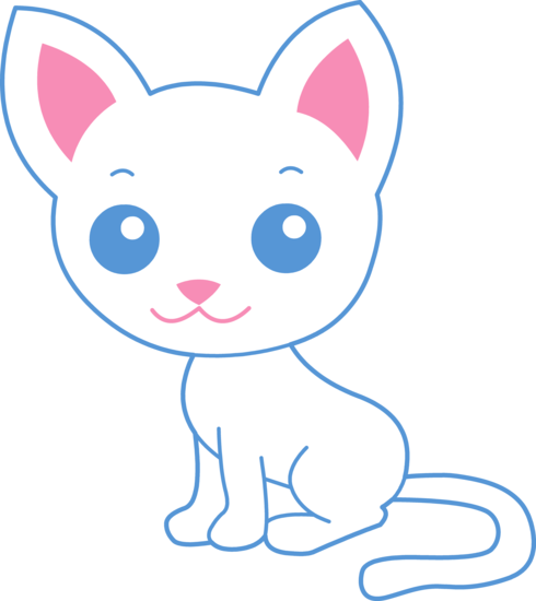 Cute Cat Clipart - Cliparts.co