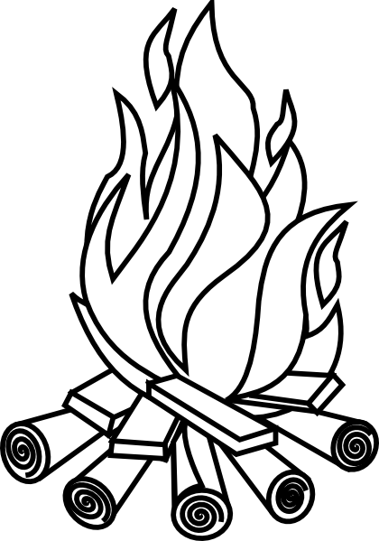 Smores Coloring Sheet : S Mores Clipart Cliparts.co