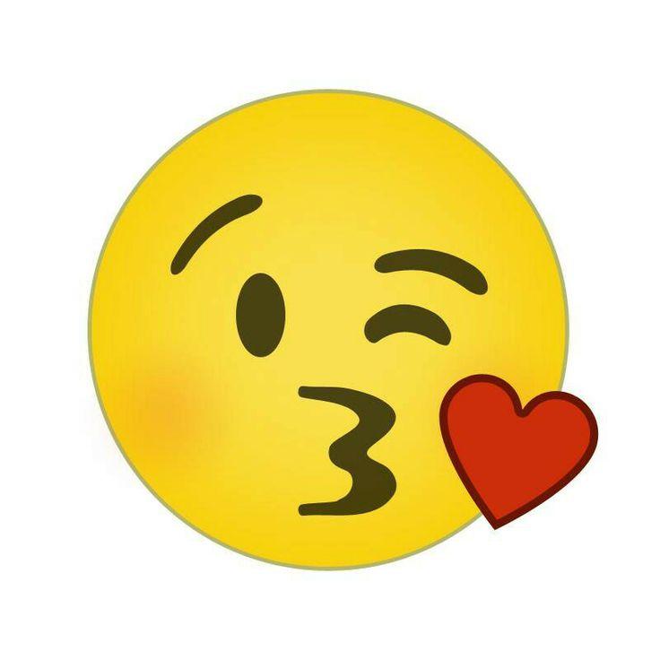 Kiss Emoticon 37