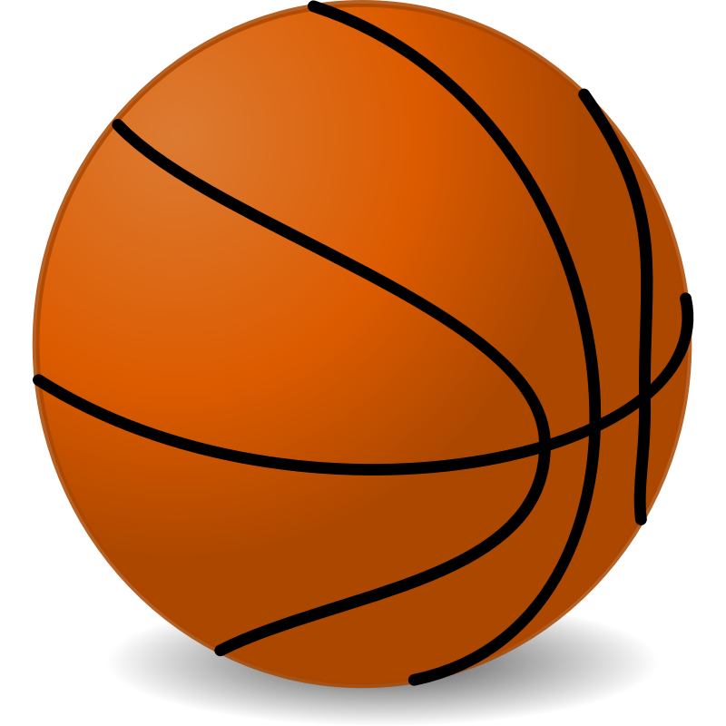 Clipart - Basketball - Cliparts.co