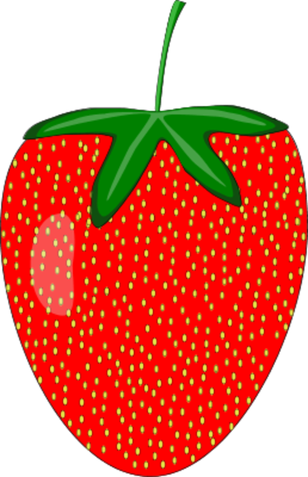 strawberry clip art pictures - photo #35