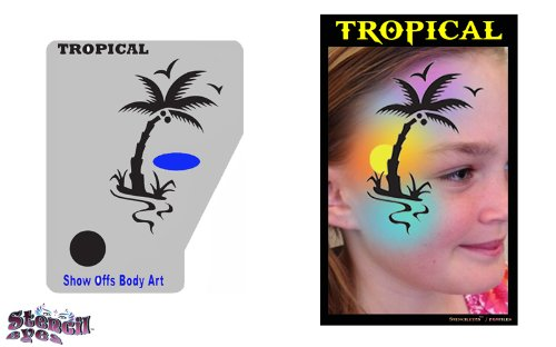 Easy Templates For Face Painting