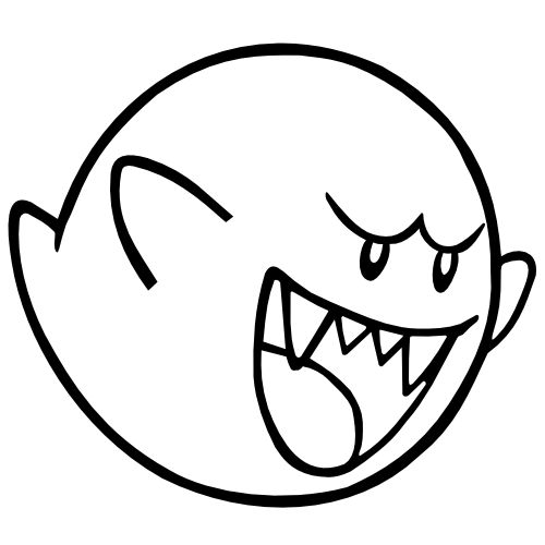 King Boo Coloring Pages Cliparts Co King Boo Coloring Pages