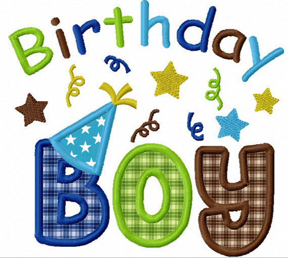 Birthday Boy Pictures - Cliparts.co