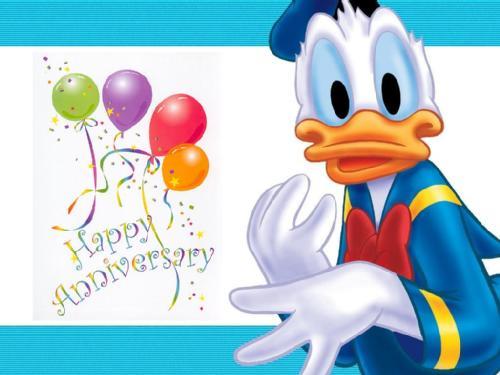Cartoon Characters Birthdays : Happy birthday cartoon characters cliparts