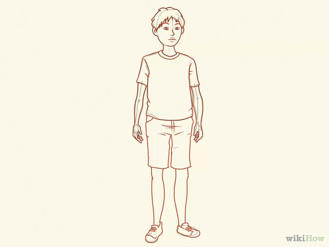 draw a person Drawing a person step by step these instructions are suitable for pre-teens through adults younger elementary school-age children may also be able to complete the drawing with some help from an.